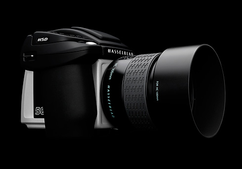 Hasselblad H5D-50 c: With Max Clarity